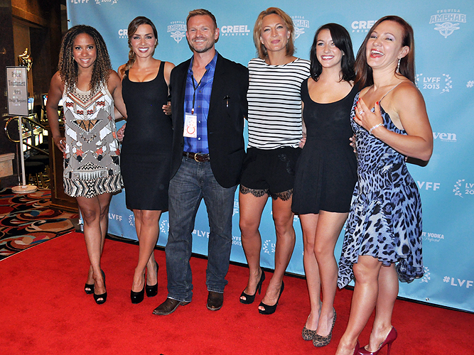 Cast of Raze 2013 Las Vegas Film Festival 24345