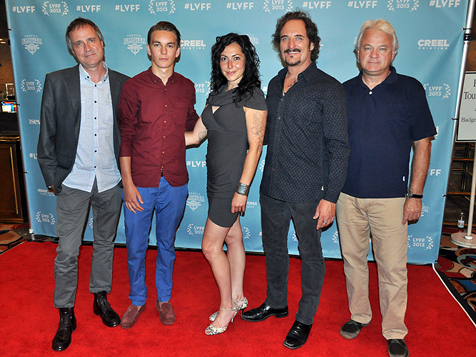 Cast of Rufus 2013 Las Vegas Film Festival 24408