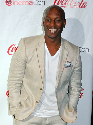 CinemaCon 2012_Tyrese_2