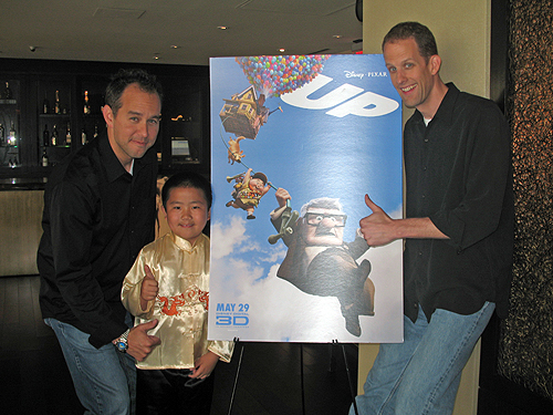 producer_Jonas_Rivera_Perry_Chen_director_Pete_Docter_of_Pixar_Up_after_interview_May_4_2009